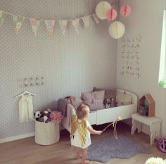 Nordic inspiration - ideas for kids rooms