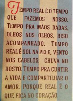 Lindo demais #portugues