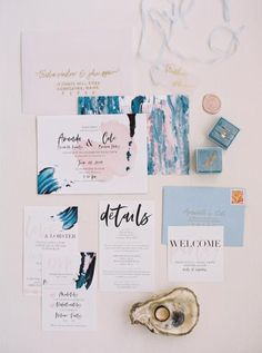 Unique, creative, nautical wedding on the coast of Maine! Stationery DIY by the bride. Photos by Mary Claire Photography Seaside Wedding, Beach Wedding Favors, Diy Wedding, Wedding Souvenir, Wedding Ideas, Nautical Wedding Invitations, Wedding Stationery, Nautical Wedding Inspiration, Belle Bridal