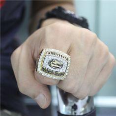 Custom 2011 Florida Gators Gator Bowl Championship Ring