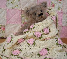 Ravelry: angelfee's Granny Rose Blanket