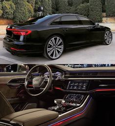 Audi A8, Audi Quattro, My Dream Car, Dream Cars, A3 8p, New Luxury Cars, Lux Cars, Sport Cars, Lamborghini