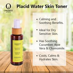 A Complete Care Formula for Your Sensitive Skin! Toner For Face, Skin Toner, All Natural Skin Care, Organic Skin Care, Face Wash, Body Wash, Dry Sensitive Skin, Baby Oil
