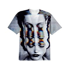glitched. from Print All Over Me #glitch #clothing #t-shirt #printalloverme