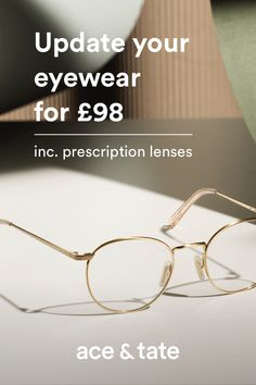 fe73dc480eb Eyewear that highlights character for every style and
