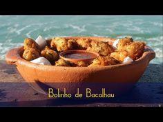 Bolinho de Bacalhau com Geléia de Pimenta Rosa - YouTube