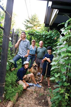 Families that garden together reap a bounty of rewards.