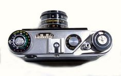 Rangefinder Camera, 35mm Film