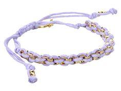 BCBGeneration rope bracelet