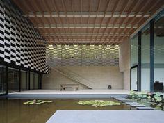 Lotus House by Kengo Kuma and Associates