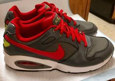 sneakers for cheap 244b9 7f64d Nike Air Max Coliseum Racer 555423-006 Size US 11 Sneakers Mens Shoes Af1