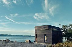 Set along the Norwegian Sea and built as a small home for a local chef, Stokkoya Cabin is both simple and elegant. The house is laid out such that every room has a view of the water, including the combination...