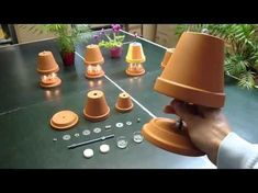 Teelichtofen - die neue verbesserte Variante - neues handliches Design der Teelichterheizung - YouTube