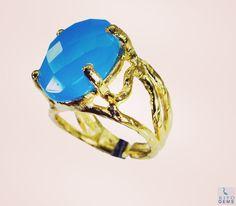 #airport #makeup #goodtimes #bestfriends #hat #anniversarygift #riyogems #jewellery #gemstone #handcrafted #metal #ring #bluechalcedony #blue #clean #fashionista #canada #tweet #yeahbuddy