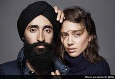 US Sikhs start 'Thank You, Gap' campaign for its response to racist ad - http://news54.barryfenner.info/us-sikhs-start-thank-you-gap-campaign-for-its-response-to-racist-ad/