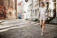 outfit: from head to toe in pink, rose   fashion   location: Berlin…