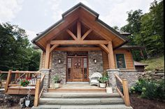 Exceptional, energy efficient, custom-built luxury cedar and log homes