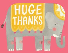 THANK YOU CARDS - Jacqui Lee Illustration