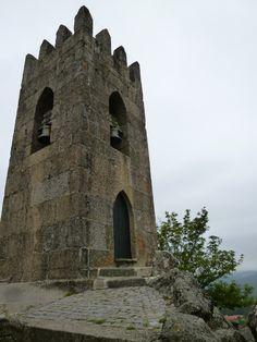 Penha Mountain, Guimaraes Portugal (Luglio)