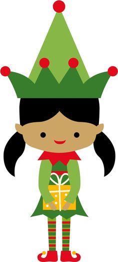 duende ni a pinteres rh pinterest com christmas elf clipart free christmas elf clipart images