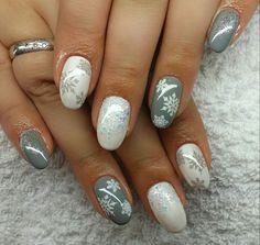 Nail Design Fullcover Winter