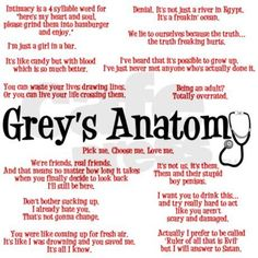 Image result for grey's anatomy quotes meredith narrating
