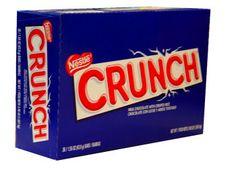 Crunch Bars by Nestle