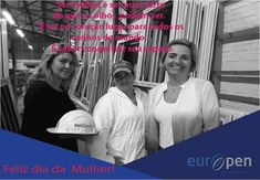 Feliz dia da Mulher! #euroopen#