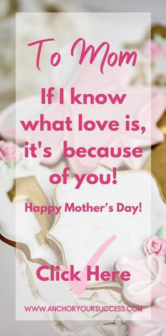 The the most powerful teacher is our Mom. Mom leads by example and teaches us how to love. When we love well it is a reflection of how we have been taught by Mom. Affirmations For Women, Daily Affirmations, Morning Inspiration, Daily Inspiration Quotes, Mothers Day Special, Happy Mothers Day, Negative Emotions, Negative Thoughts, Nlp Coaching