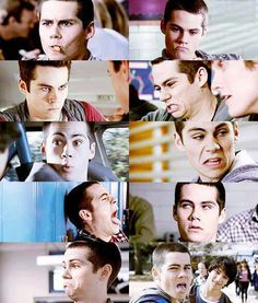 Stiles Stilinski #teenwolf