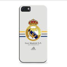 Real Madrid Club De Fútbol La Liga Spanyol Logo iPhone 6 Plus   6S Plus 3D Case