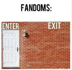 Absolutely no exit. <<<<<Unless you're Natsu and can break walls with a punch.