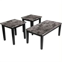 Cheap 3-Pc Contemporary Occasional Table Set in Black Finish https://endtablesforlivingroom.info/cheap-3-pc-contemporary-occasional-table-set-in-black-finish/