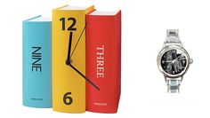 14 offbeat gifts for writers Book Clock, Writers, Random Things, Unique Gifts, Clever, Times, Jacket, Reading, Books