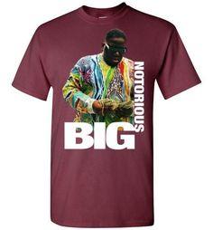 4325f437c Notorious BIG Biggie Smalls Big Poppa Frank White Christopher Wallace