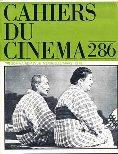 Ozu's Tokyo Story Cahiers du Cinema, No. Yasujiro Ozu, Film Movie, Movies, Films, Francois Truffaut, Key Frame, The Criterion Collection, Movie Magazine, Japanese Film
