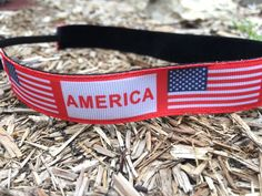 4th of July / Patriotic by PearcinglyYou on Etsy  #4thofJulyrunninggear #teamsparkle