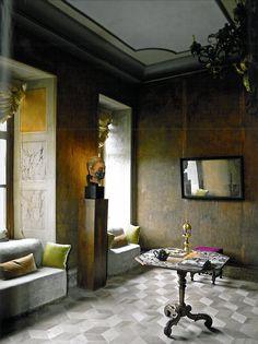 Axel Vervoordt/Residence Magazine, Dec 2011
