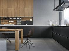 TWELVE - Cocinas integrales de diseño de Varenna Poliform ✓ toda la información ✓ imágenes con alta resolución ✓ CADs ✓ catálogos ✓..