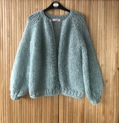 Cute Sweaters, Sweaters For Women, Mohair Cardigan, Aesthetic T Shirts, Knitwear Fashion, Crochet Designs, Crochet Clothes, Bohemian Style, Knitted Hats