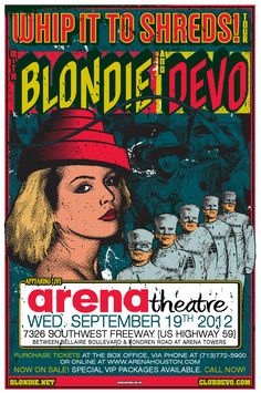 Blondie - Devo