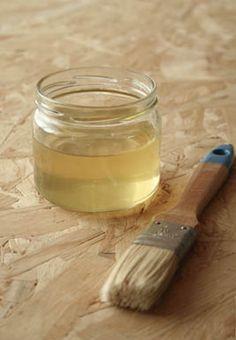 Recette vernis dammar transparent, satiné ou brillant, pour protéger papier, carton, bois, meubles peints  ...