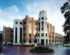 Monroe Library- Loyola University New Orleans.