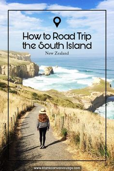 A travel guide that will show you what to do and see in New Zealand and how to drive the epic South Island . Read More: http://blankcanvasvoyage.com/new-zealand/road-trip-south-island-new-zealand/