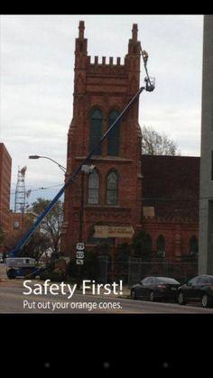 safety first! - http://www.hvac-hacks.com/safety-first-3/