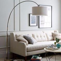 lamparas de pie para salon clasicas