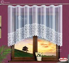 Gizelda (ZM) - Świat Firan Valance Curtains, House, Home Decor, Decoration Home, Home, Room Decor, Home Interior Design, Homes, Valence Curtains