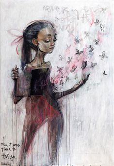 Les Oeuvres murales du Duo Herakut (4)