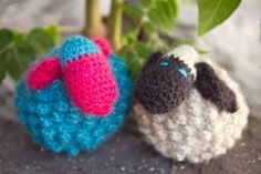 Chubby Sheep | 23 Heartbreakingly Adorable Amigurumi You Can Make Yourself