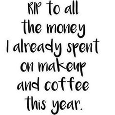 Ain't that the truth. No regrets #worthit #makeup